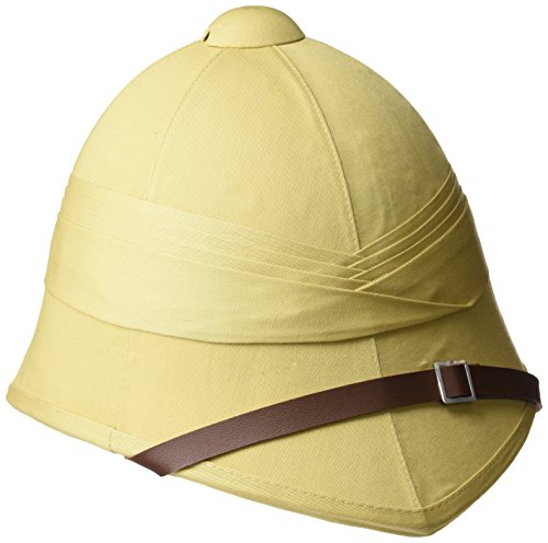 Mil-tec British Foreign Services Style Khaki Tropical Pith Helmet
