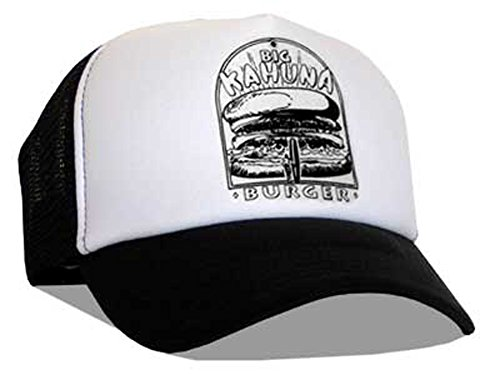 Bastart big Kahuna Burger Casquette Filet Noir