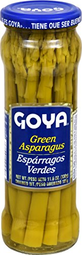 Goya Foods Green Asparagus, 11.6 Ounce (Pack of 12)