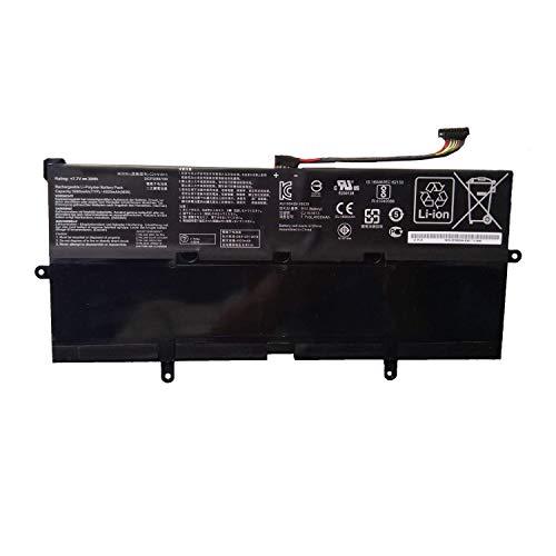 7.7V 39Wh 5085mAh C21N1613 Batería para portátil Compatible con el portátil ASUS Chromebook Flip C302C Serie C21PQC5 0B200-02280000M