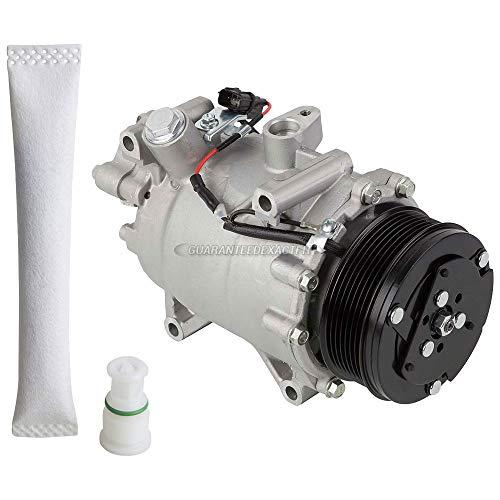 AC Compressor w/A/C Drier For Honda CR-V CRV 2007 2008 2009 2010 2011 - BuyAutoParts 60-86525R2 NEW