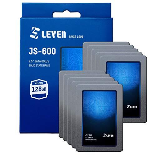 LEVEN SSD (128GBx10) 3D NAND TLC SATA III Internal Solid State...