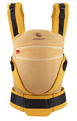 Manduca - Mochila Portabebés Manduca Xt Denimgold, Color DenimGold