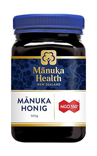 Manuka Health Health MGO 550 Bild