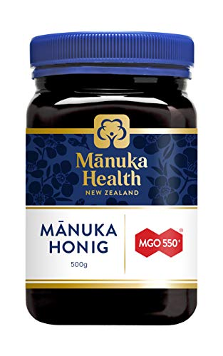 Manuka Honey MGO 550 500 gr