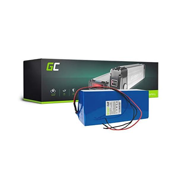 41mZt5ggX5L. SS600  - Green Cell E-Bike Akku 36V Batterie für Elektrofahrrad Fahrrad Batterie