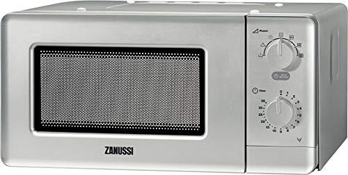 Zanussi ZFM15100SA freistehend 14L 500W silber–Mikrowelle