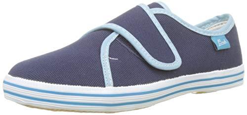 Beck Jungen Basic Multisport Indoor Schuhe, Blau (Dunkelblau 05), 32 EU