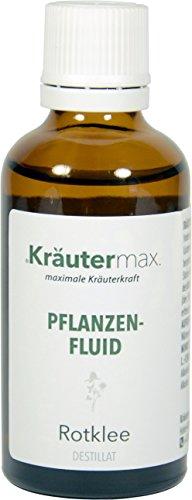 Rotklee-Tropfen 1 x 50 ml - Destillat von Rotkleeblüten