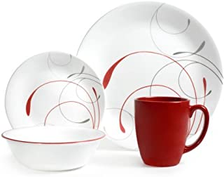 corelle 21 piece dinner set