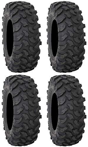 Full Set of System 3 XTR370 (8ply) Radial ATV Tires [33x10-15] (4)