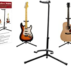 Spectrum AIL GSY Road Ready Universal Guitar Stand with Gooseneck Protection