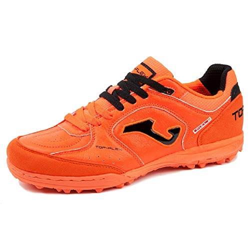 Joma Chaussures mollet TOP Flex Indoor Tops_807 Coral Calcetto Scarpa - - Corallo, 39 EU