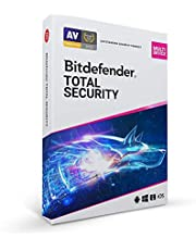 Bitdefender Total Security | 5 dispositivi | 1 anno | PC/Mac | EN