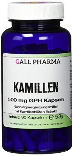 Gall Pharma Kamillen 500 mg GPH Kapseln, 90 Kapseln