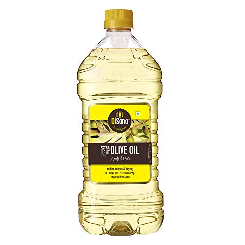 DiSano Extra Light Olive Oil, Indian dishes and frying, 2L