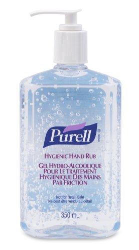Purell 9263-12-EEU00 - Gel alcohólico para desinfección higiénica de manos, 350 ml