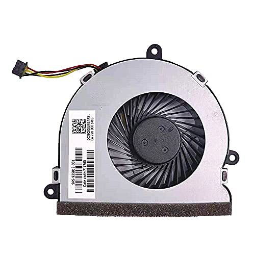 New CPU Cooling Fan for HP 4-PIN 15-AC 15-AY 15-AF 15-BA 15-BS 15-BE 15-BF 15-BD 15-BW 15-ACXXX 15-AFXXX 15-BSXXX 15-AYXX 250 G4 255 G4 14-R020 15-AC020nr TPN-C116 TPN -C125 Series 813946-001 Fan