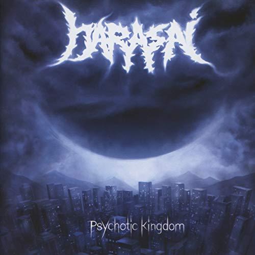 Harasai: Psychotic Kingdom (Audio CD)