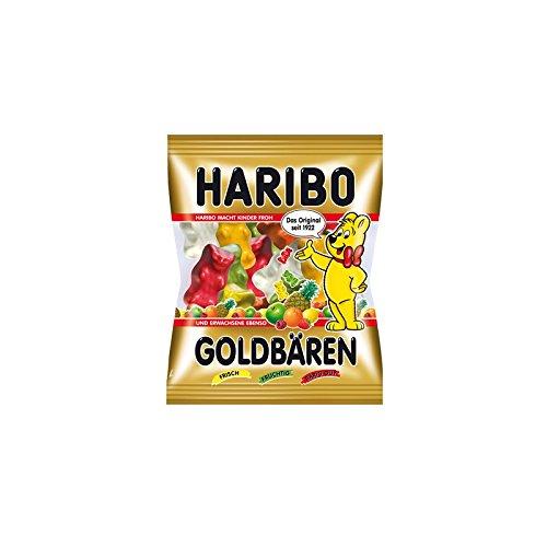 ハリボー『ゴールドベアー』