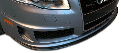Carbon Creations Replacement for 2006-2008 Audi A4 B7 DTM Look Front Under Spoiler Air Dam Lip Splitter - 1 Piece