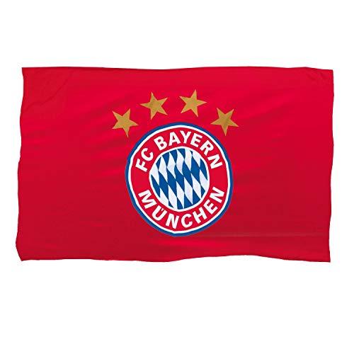 Bayern München - Deutschland Fahne, Wendefahne, Flagge kompatibel FCB - Plus Lesezeichen I Love München