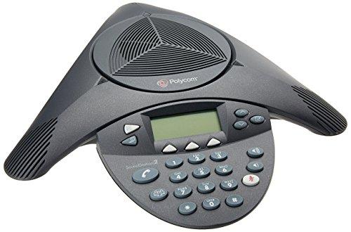 cheap Polycom SoundStation2 Expandable Conference Phone (2200-16200-001) (Updated)