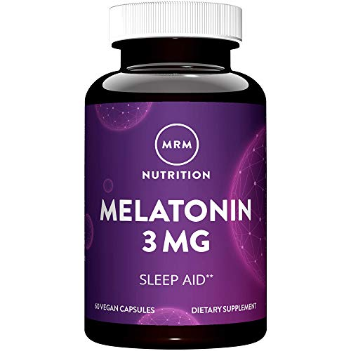 Melatonin 3mg Purity Assured by HPLC