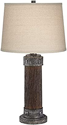 Kenroy Home 21037SL Hanover Table Lamp, 29 Inch Height, 15 ...
