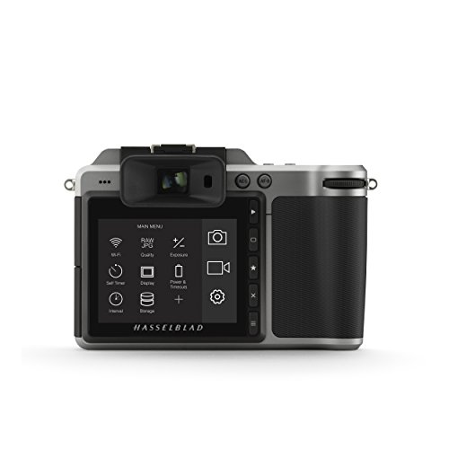 "Hasselblad X1D-50c (Body Only) with 3"" LCD, Silver (H-3013901)"