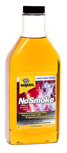 Bardahl Traitement additif pour huile sans fumée (flacon de 473 ml)