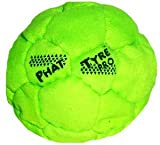 DirtBag PT Pro Footbag Hacky Sack - Fluorescent Green
