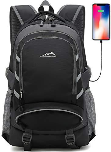 Laptop Backpack Rucksack for Travel School College Student Bookbag Business with USB Port...