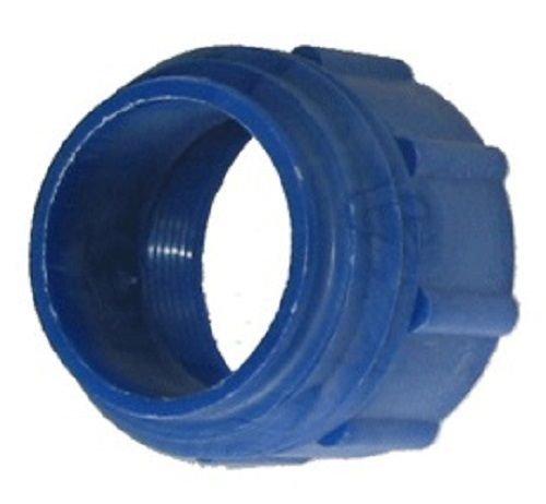 """Adapter für Adblue Handpumpe f. 200l Plastikfässer, 2\""""BSP fein x Mauser Grobgewinde"""