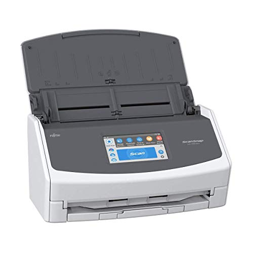 Fujitsu ScanSnap iX1500 Color Duplex Document Scanner with Touch Screen for Mac and PC Current Model 2018 Release