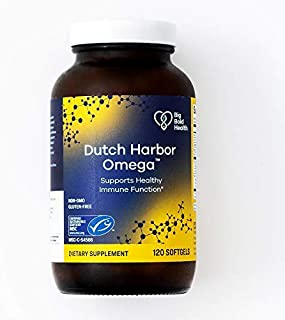 Big Bold Health Dutch Harbor Omega - Omega 3 Fish Oil Supplement - Wild Alaskan Cod Liver Fish Oil - Includes Omega-3 Fatt...