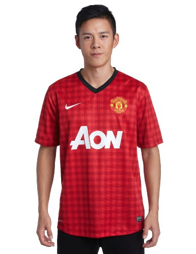 Manchester United Home Football Shirt 2012-13