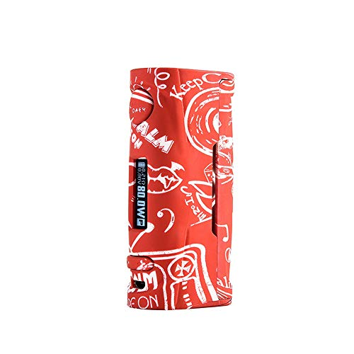 Vapor Storm Puma Baby 80W TC Box Mod Vape Vape on White Nicotine Free