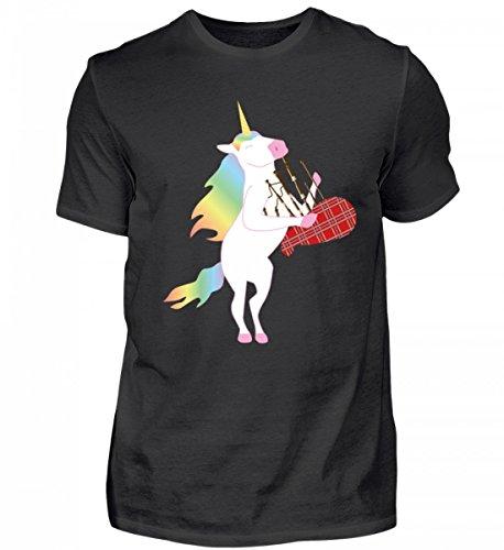Chorchester - Saco de ducha para fans de los unicornios - Camiseta para hombre.