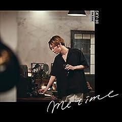 SKY-HI「me time」のCDジャケット