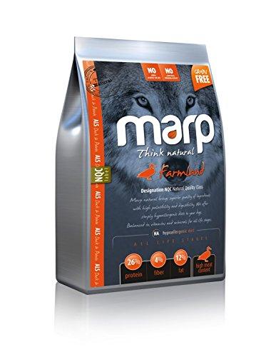 Marp Natural- Ente Getreidefrei 4Kg+ Futtertonne Gratis