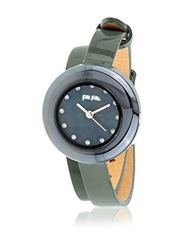 Folli Follie Reloj con Movimiento Miyota Woman H4Ht-H4H Twin 28 mm