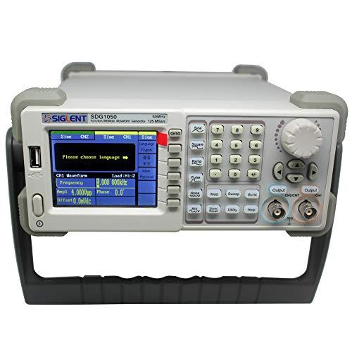 Siglent SDG1050 125MSa/s Function Arbitrary Waveform Generator 50MHz bandwidth