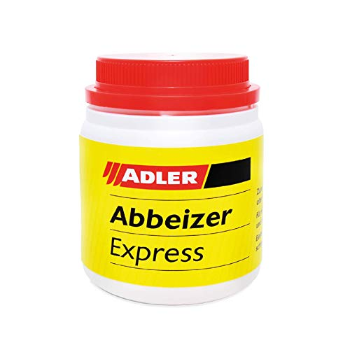 ADLER Paint Stripper Express - 500ml - Highly-Effective Paint Remover for Wood, Metal, Stone and Concrete - Easy Application