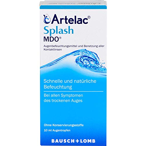 Artelac Splash MDO, 1er Pack (1 x 10 g)