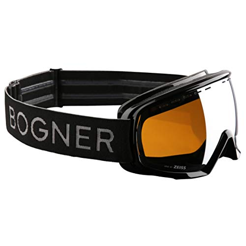Bogner Snow Goggles Ski-Brille Monochrome | Black
