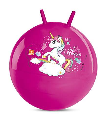 Mondo Toys - Kangaroo design Unicorn - Palla per Saltare bambino/ bambina - 06601