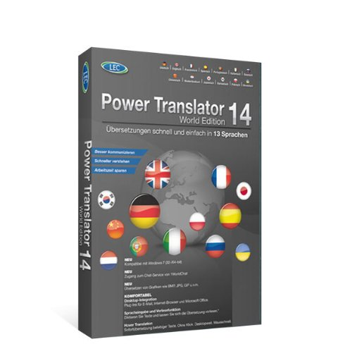 Power Translator 15 - World Edition