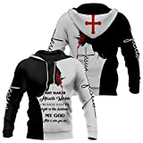 Jesus Way Maker Miracle Worker Promise Keeper My God Lion 3D All Over Printed For Men Women, Fathers day Gifts,Christmas Gifts,Christian Jesus Designs Hoodie Tshirt SweatShirt All Size