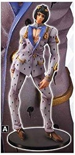 Bizarre Adventure DX Sectional Figure Posing - Burono-Bucharati-colGoldt version of one piece of article JoJo (japan import)